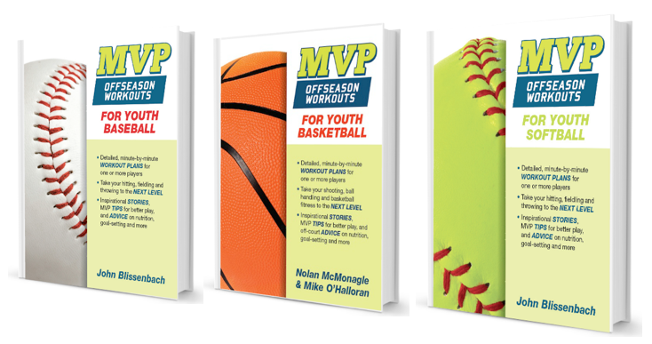 MVP Offseason Workouts for Basketball, Baseball and Softball