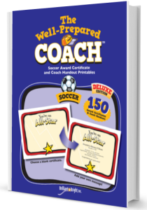 soccer certificates templates image