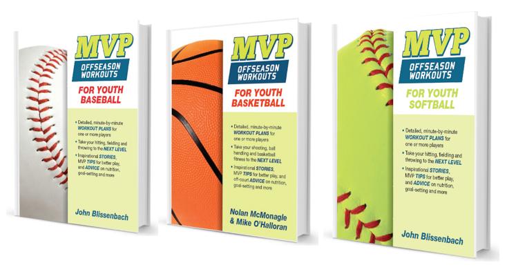MVP Offseason Workouts for Basketball, Baseball and Softball