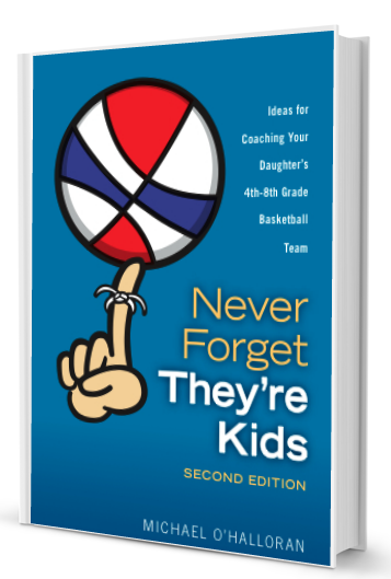 Never Forget They're Kids book