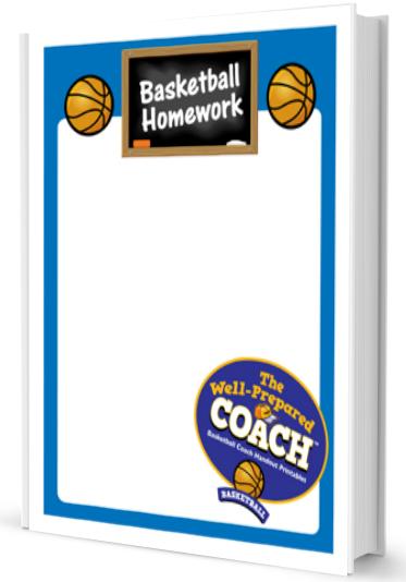 Basketball Coaching handouts