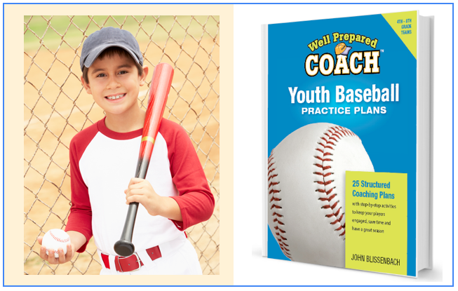 Baseball practice plans ad image