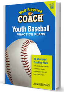 Baseball practice plans for coaches