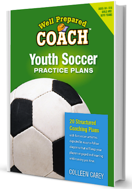 Soccer Practice Plans Youth Soccer Coaching Drills