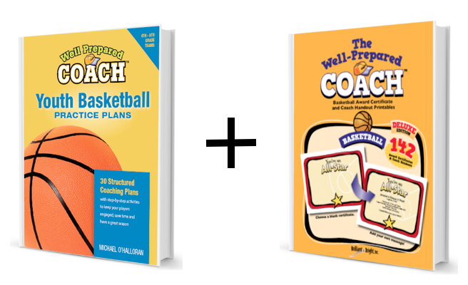 Basketball bundle practice plans and award certificates yelopaper Gallery