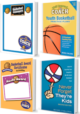 Basketball special for coaches